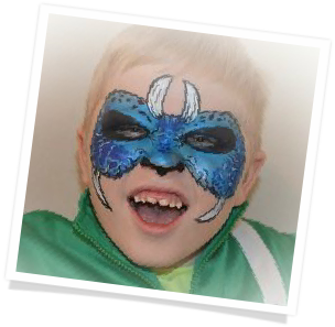 MK Happy Faces Face Painting - Halloween